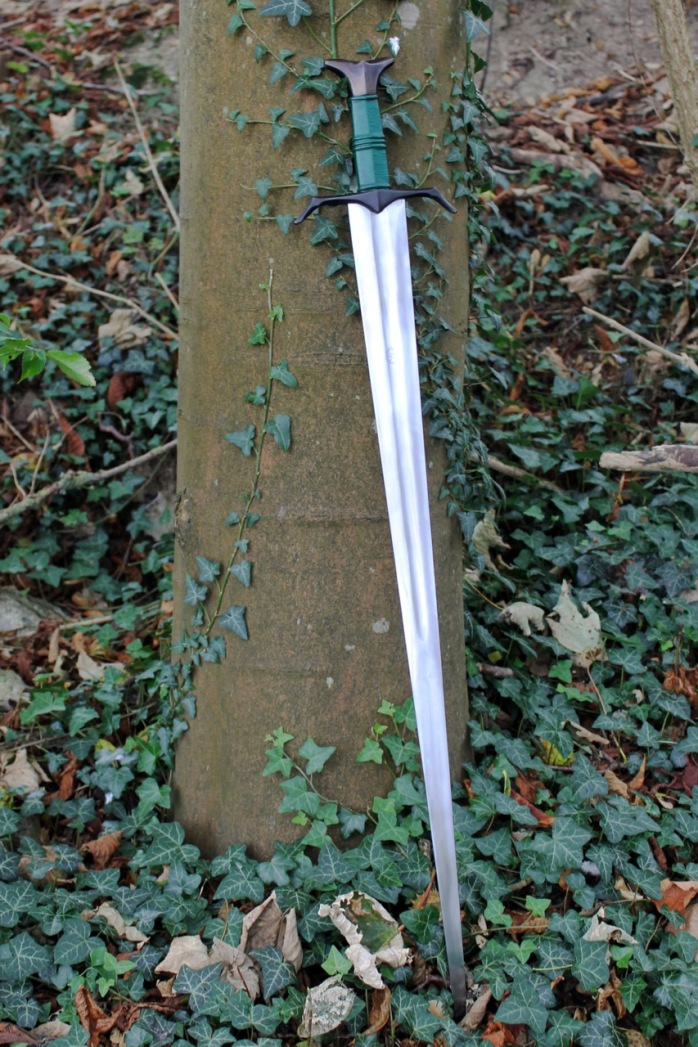 The Lich Sword (Type XIV) – Balefire Blades